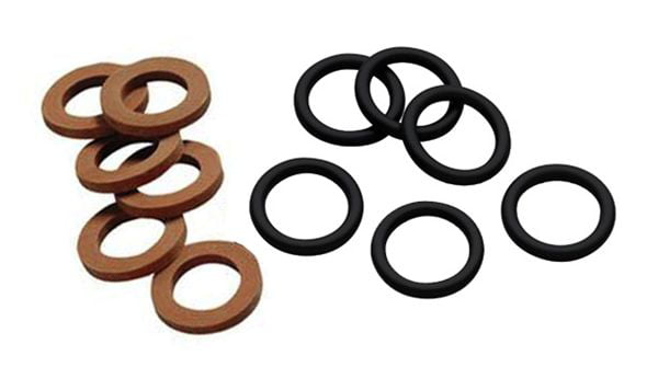 Orbit 12 Pk Garden Hose Washers For Water Tight Seal Hose Repair
