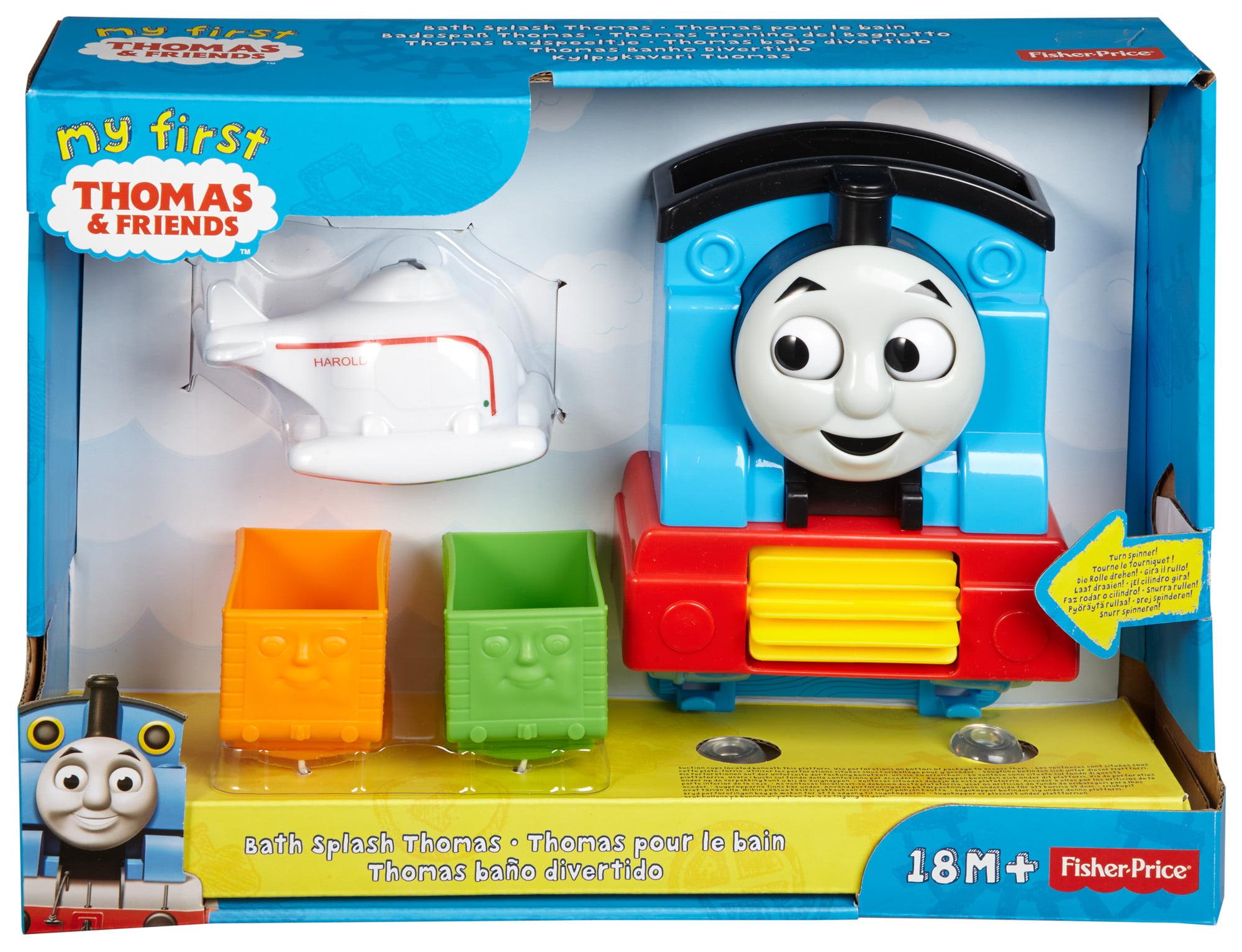 My First Thomas & Friends Bath Splash Thomas - Walmart.com