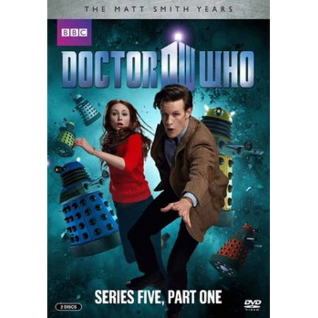 Doctor Who: Series Five, Part One (DVD)