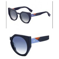 501df355cb Product Image Sunglasses Fendi Ff 151  S 0PJP Blue   U3 gray gradient lens