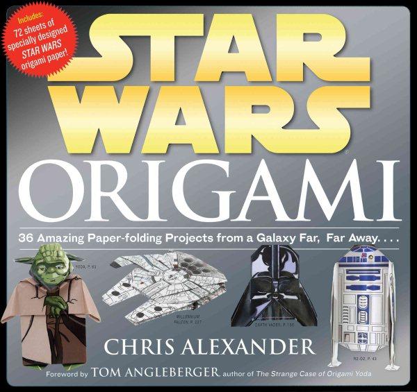 Star Wars Origami - Paperback