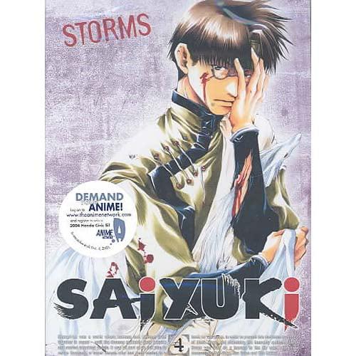 Saiyuki - Storms (Vol. 4)