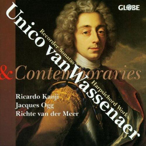 Wassenaer - Wassenaer & Contemporaries: Recorder Sonatas; Harpsichord Works [CD]