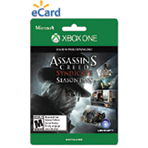 Assassins Creed Syndicate Season Pass (Xbox One) (Email Delivery)