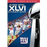 New York Giants: Super Bowl XLVI Champions (DVD) by Vivendi