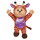 "Cabbage Patch Kids Cuties Zoo Friends 9"" Tall Serena Giraffe Cutie Doll by"
