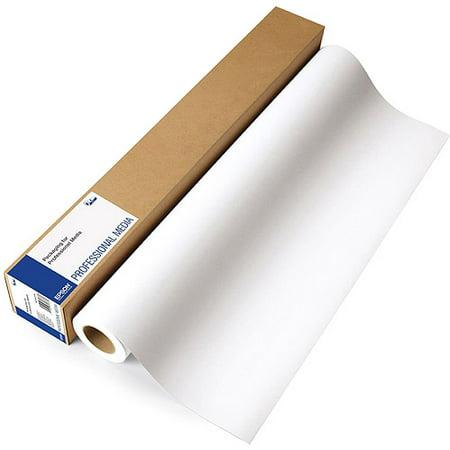 """Epson Premium Luster Photo Paper, 10"""" x 100'"""