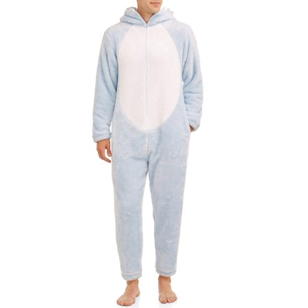 Men's Abominable Snowman Lounge Union Suit