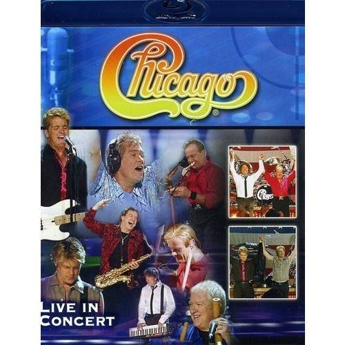 Chicago: Live In Concert (Widescreen)