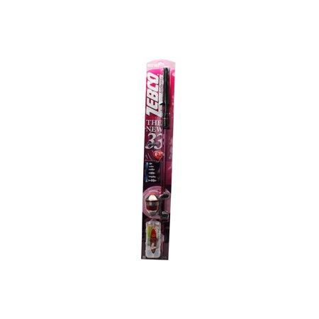 Zebco / Quantum 33 Ladies Spincast Combo