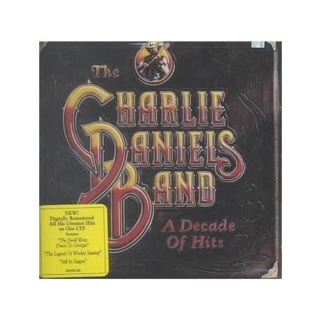 Decade of Hits (CD) -