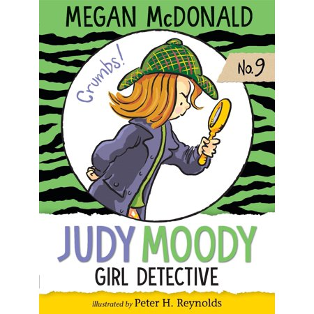 Judy Moody, Girl Detective](Officer Judy)