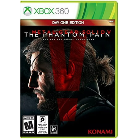 Metal Gear Solid V: Phantom Pain - Day One Edition for Xbox