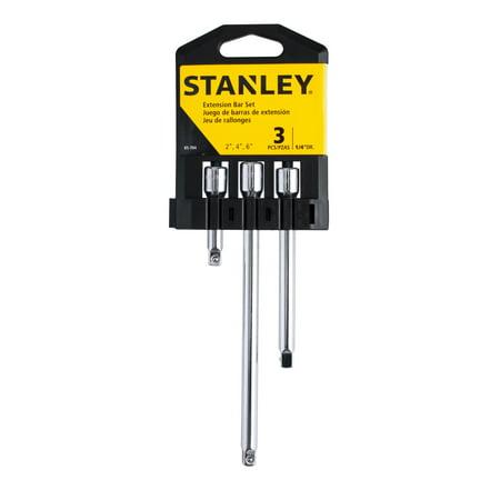 STANLEY 85-704 3-Piece 1/4'' Extension