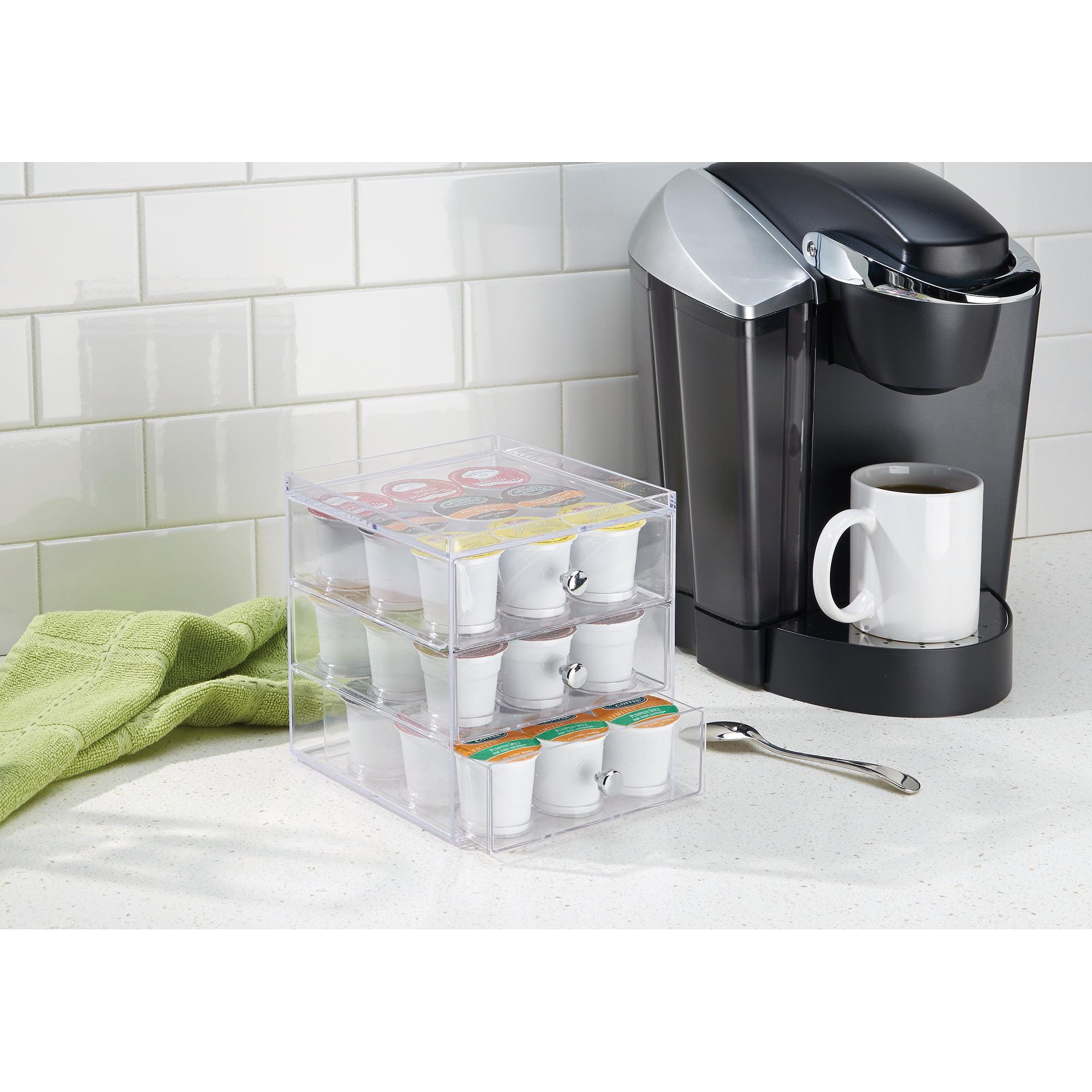 Interdesign Single Serve Coffee Pod Holder For Kitchen