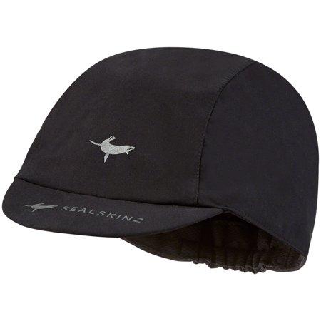 34c83f98a Seal Skinz Waterproof Cycling Cap: Black SM/MD