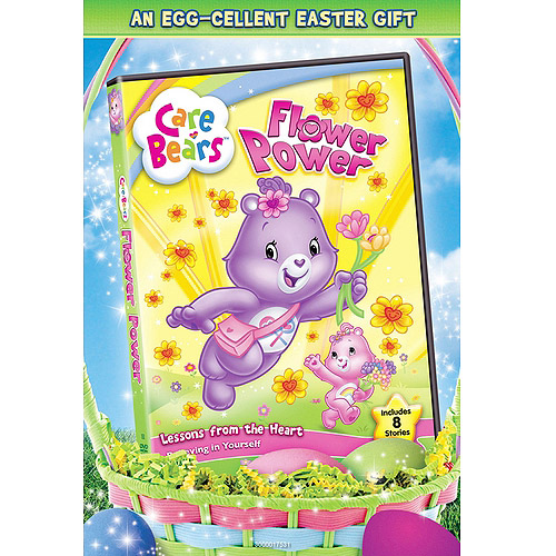 Care Bears: Flower Power by Trimark Home Video