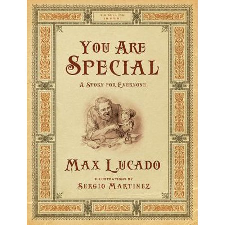You Are Special: A Story for Everyone (Gift)