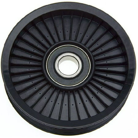 OE Replacement for 1995-1995 Chevrolet Suburban 1500 Accessory Drive Belt Idler Pulley