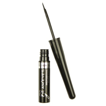 0af28a4bc17 3 Pack) RIMMEL LONDON Glam'Eyes Professional Liquid Liners - Black ...