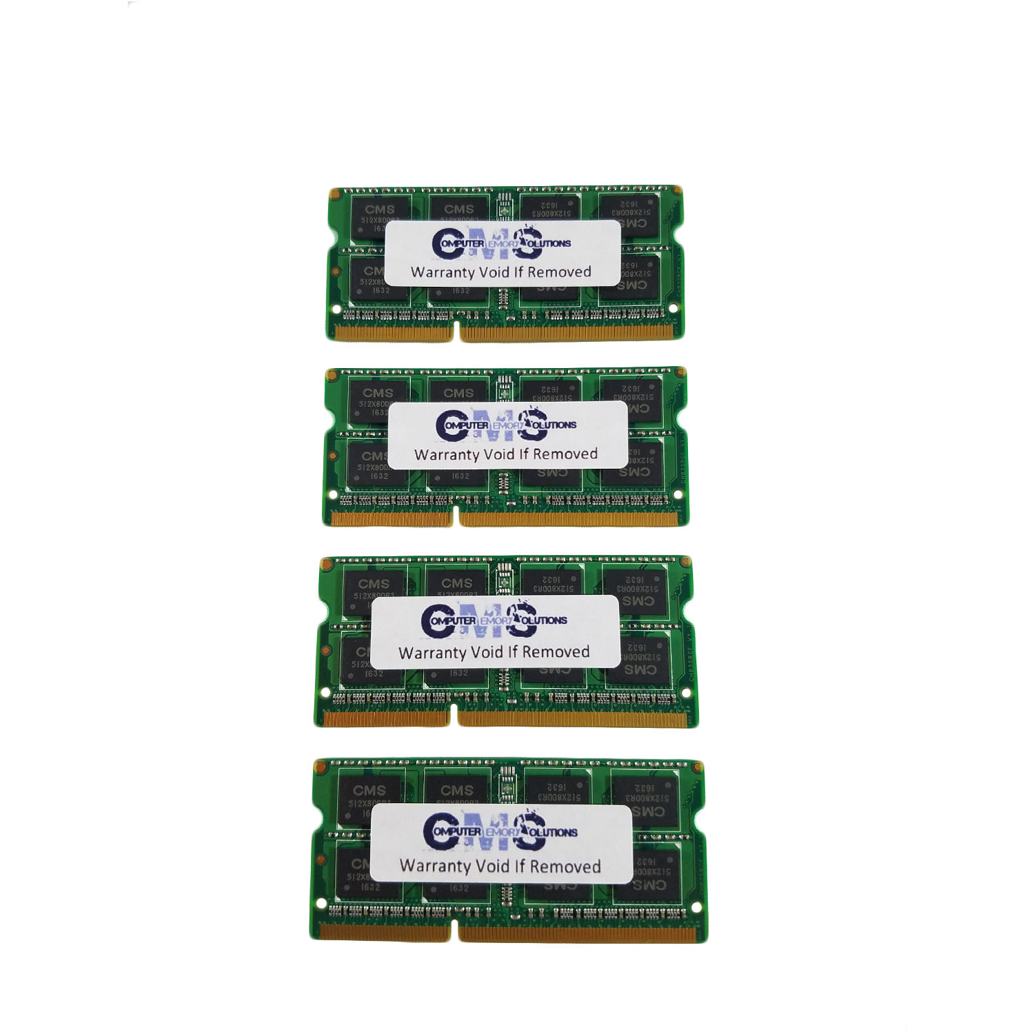 "16Gb (4X4Gb) Ram Memory 4 Apple Imac ""Core 2 Duo"" 3.06 21.5-Inch (Late 2009) By CMS A33"