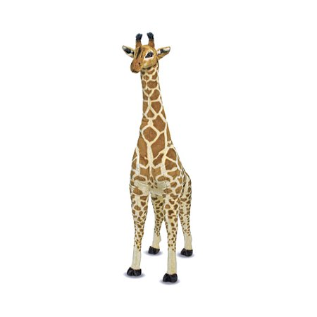 Children's Melissa & Doug Jumbo - Giraffe Puppet