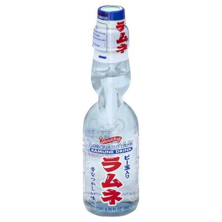 Sims Foods Shirakiku Original Ramune Drink, 6.76 - Halloween Food Drinks