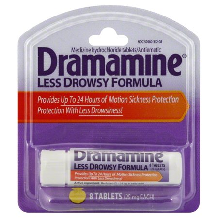 dramamine buy you walmart at can