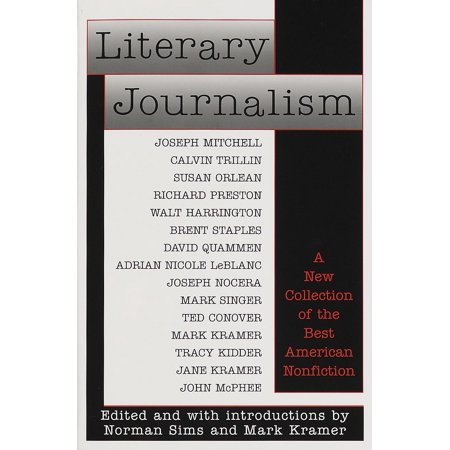 Literary Journalism : A New Collection of the Best American (The Best Vst For Fl Studio)