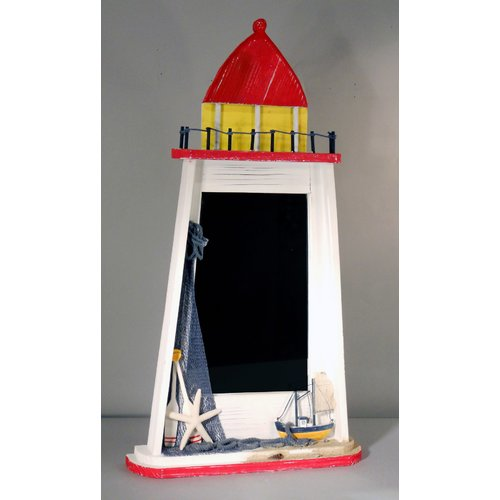 Judith Edwards Designs Lighthouse Mirror