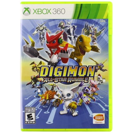 Namco Digimon All-star Rumble - Action/adventure Game - Xbox 360 (21125_2) ()