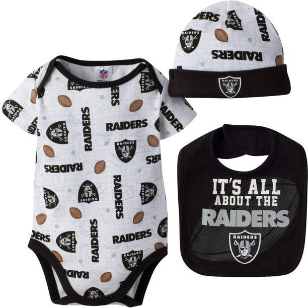 Bib /& Cap Set NFL Bodysuit