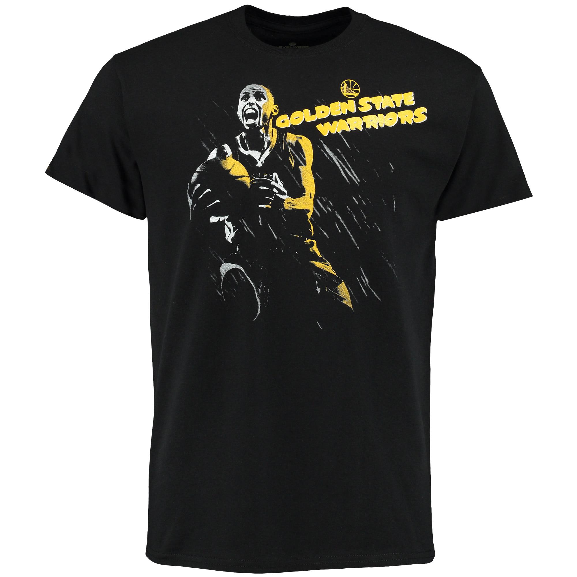 Stephen Curry Golden State Warriors Levelwear Sinister T-Shirt - Black