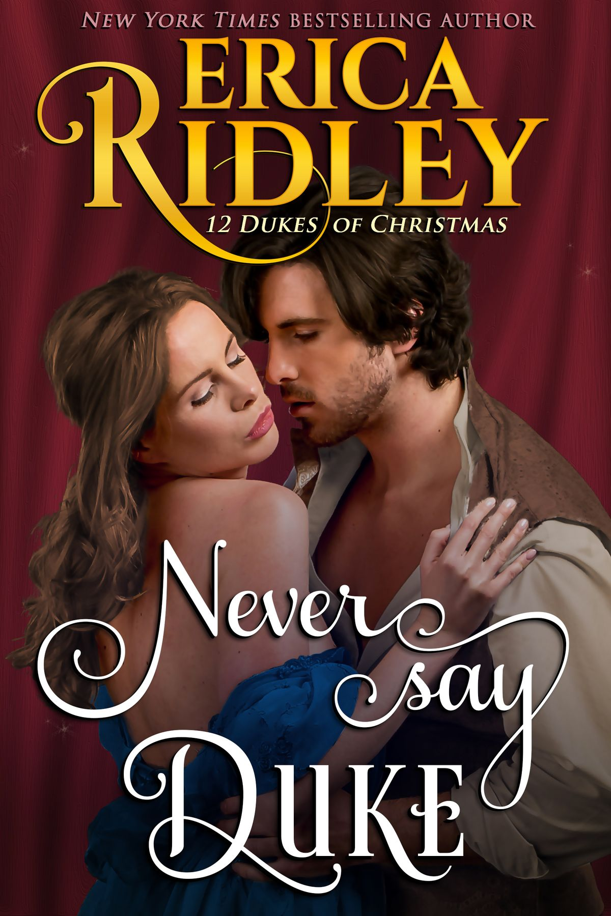 Never Say Duke - eBook