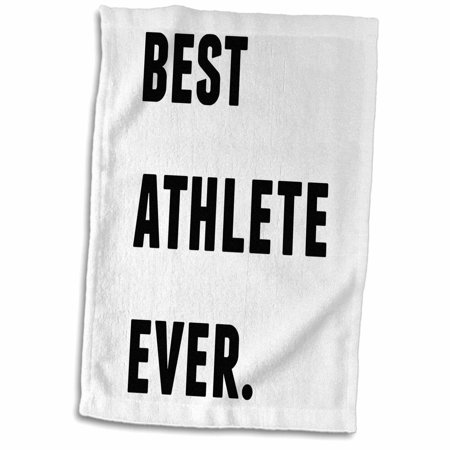 Aracely Best Athlete Ever Hand Towel