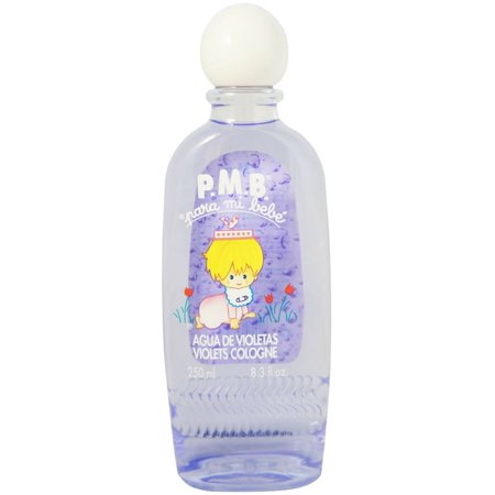 4 Pack - Para Mi Bebe Splash Cologne Violets, 8.3 oz ()