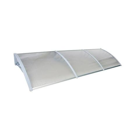 Buy-Hive Window Awning Outdoor Door Sun Shade Rain Snow Yard Patio Protect Cover Canopy