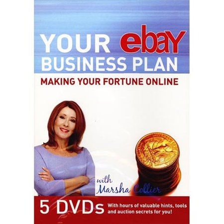 Your Ebay Business Plan  Making Your Fortune Online