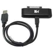 USB 2.0 to SATA Adapter for Solid State Drive and SATA Hard Drive, Compatible with GoFlex
