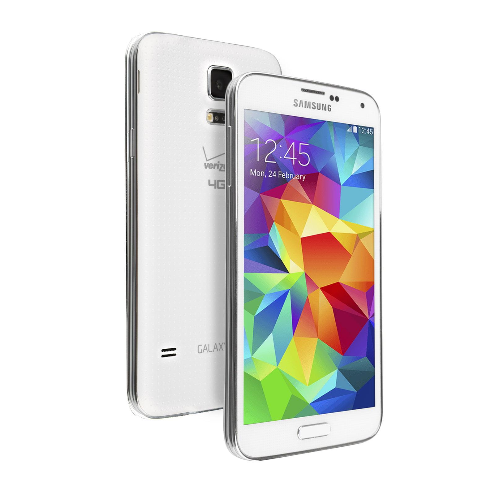 GSM FACTORY UNLOCKED Samsung Galaxy S5 SM-G900V 16GB Veri...