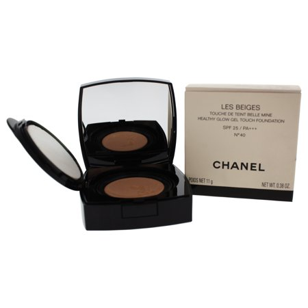 Chanel Les Beiges Healthy Glow Gel Touch Foundation SPF 25 - # 40 0.38 oz
