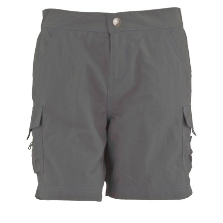 White Sierra Women's Crystal Cove River Shorts Castle Rock XS (Sierra Womens Shorts)