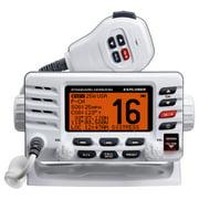 "Standard Horizon Explorer DSC+ Ultra Compact Class D 25W Fixed Mount VHF Radio, 3-1/2"" Depth"