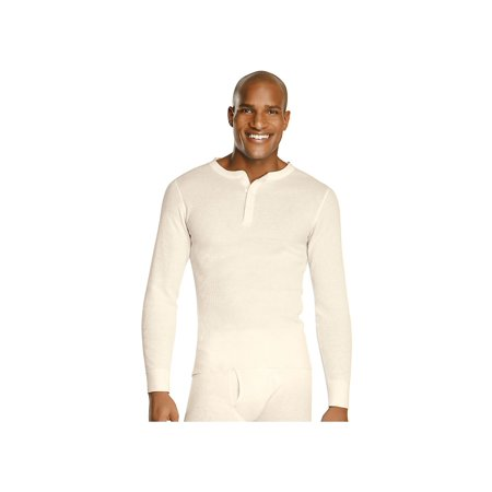 Second Layer Thermal Pullover (Men's Thermal Henley Base Layer Shirt, Style)
