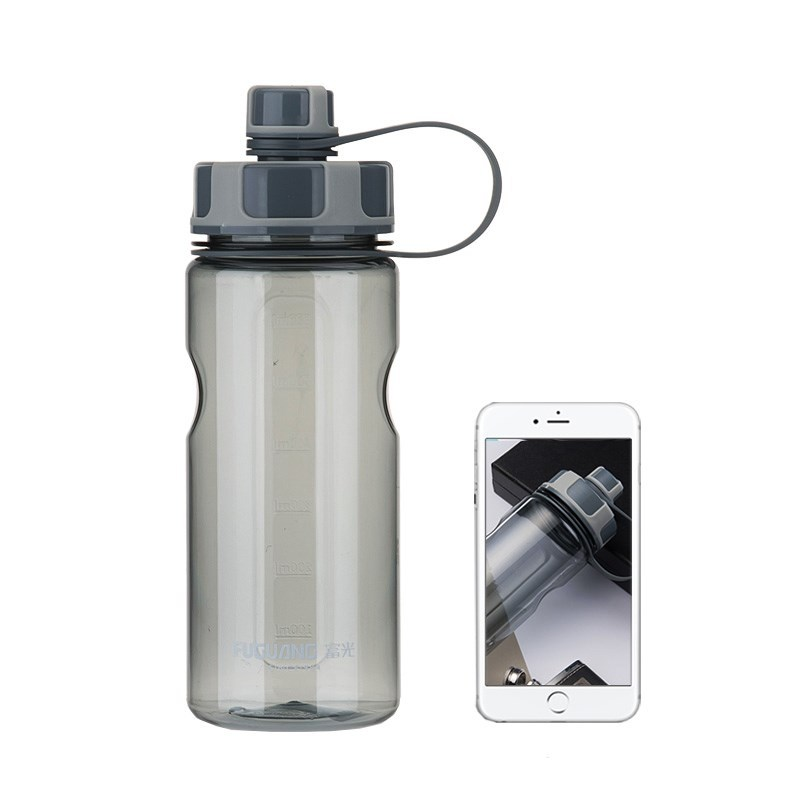 1000ml Adult Sports Fitness Water Bottle Running Leak Proof Large Drinking Cup