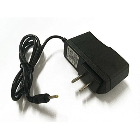 ZJchao DC 5V 2A/2000mah AC Power Adapter Wall Charger for Android Tablet PC MID eReader with Round 2.5mm Jack US Plug - Black ()