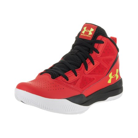 fda3f432e8a1 Under Armour - Under Armour Kids BGS Jet Mid Basketball Shoe ...