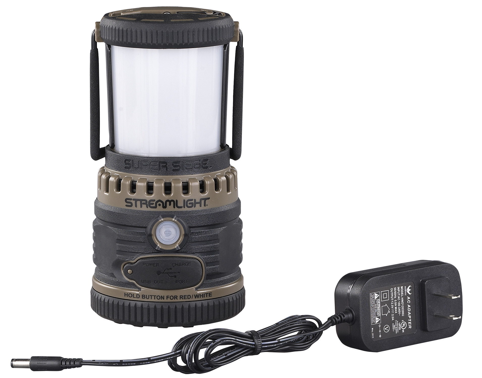 Streamlight Super Siege Rugged Rechargeable Outdoor Lantern by Streamlight