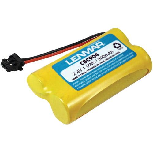 Lenmar CBC904 Uniden Replacement Battery