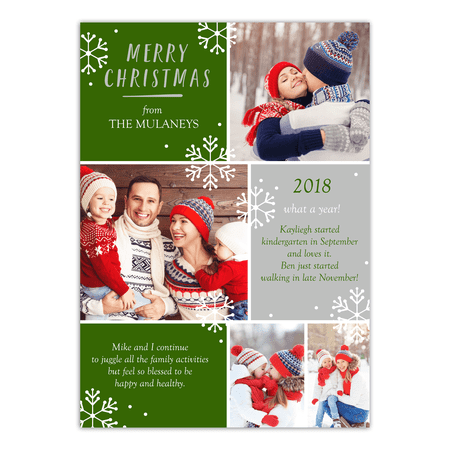 Christmas Cards Cheap (Christmas Review - 5x7 Personalized Christmas)